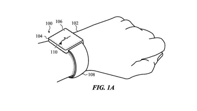 Apple запатентовала самонастраивающиеся ремешок Apple Watch