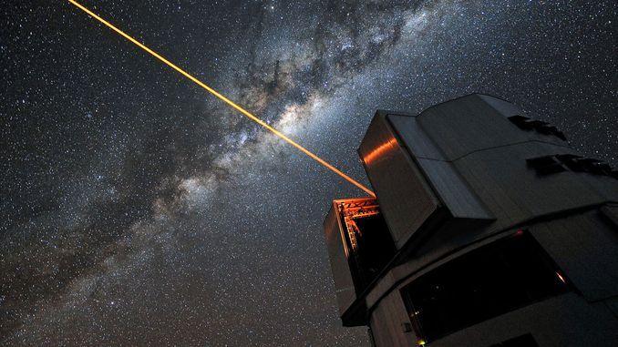 ESO оголосить про астрономічне явище, яке ніколи не фіксували раніше