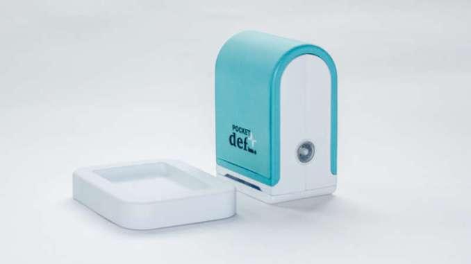 Дефібрилятор PocketDefi