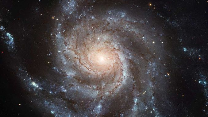 Названа найдавніша з відомих вченим спіральна галактика
