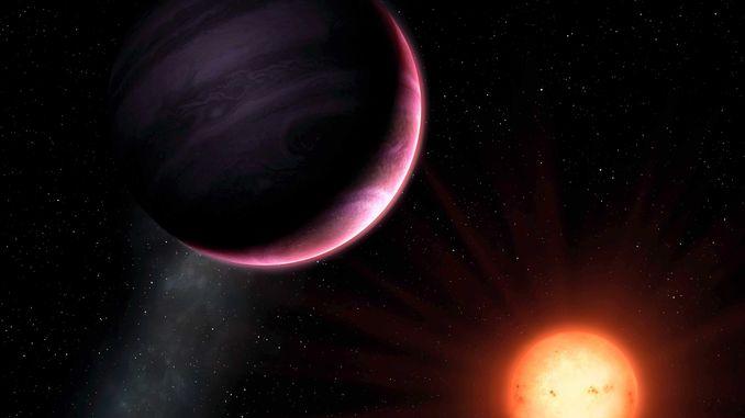 Астрономи відкрили екзопланету NGTS-1b великих розмірів