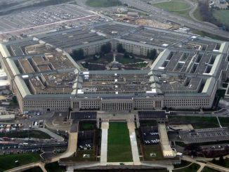 Пентагон підтвердив, що вивчав випадки контактів з непізнаними літаючими об'єктами [Выдео]