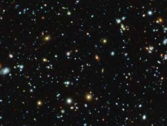Інструмент MUSE дозволив астрономам вивчити стародавні галактики