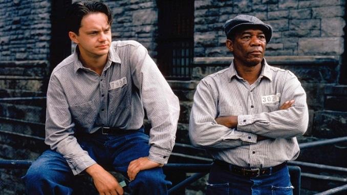 Втеча з Шоушенка The Shawshank Redemption, 1994 Найкращі мотивуючі фільми