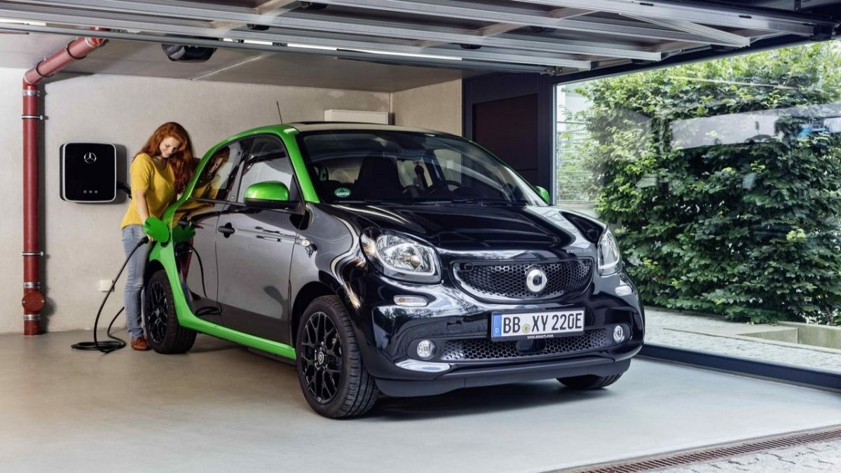 Smart Fortwo / Forfour Electric Drive
