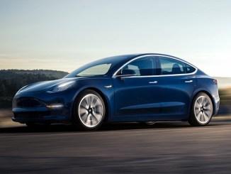 Нові електромобілі 2018 року