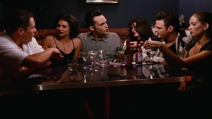 Свінгери США, комедійна драма, 1996