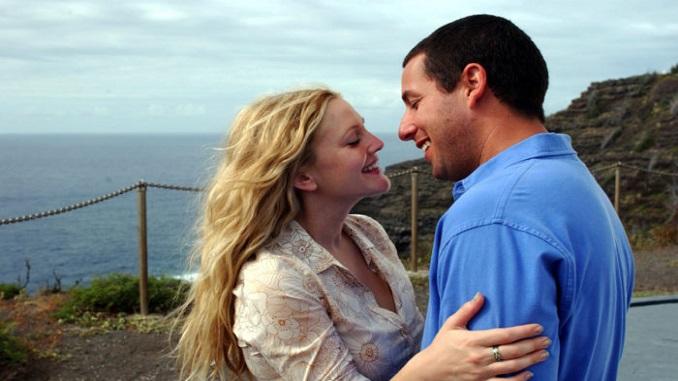 50 перших поцілунків США, романтична комедія, 2004
