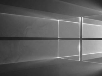 Інтерфейс Windows 10 став чорно-білим
