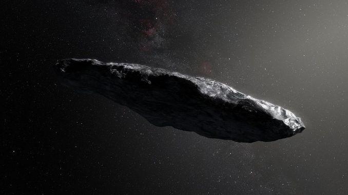 Міжзоряний об'єкт Оумуамуа може виявитися не кометою, але і не астероїдом