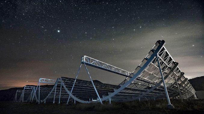 Астрономи виявили незвичайний радіосигнал, який повторюється, з іншої галактики
