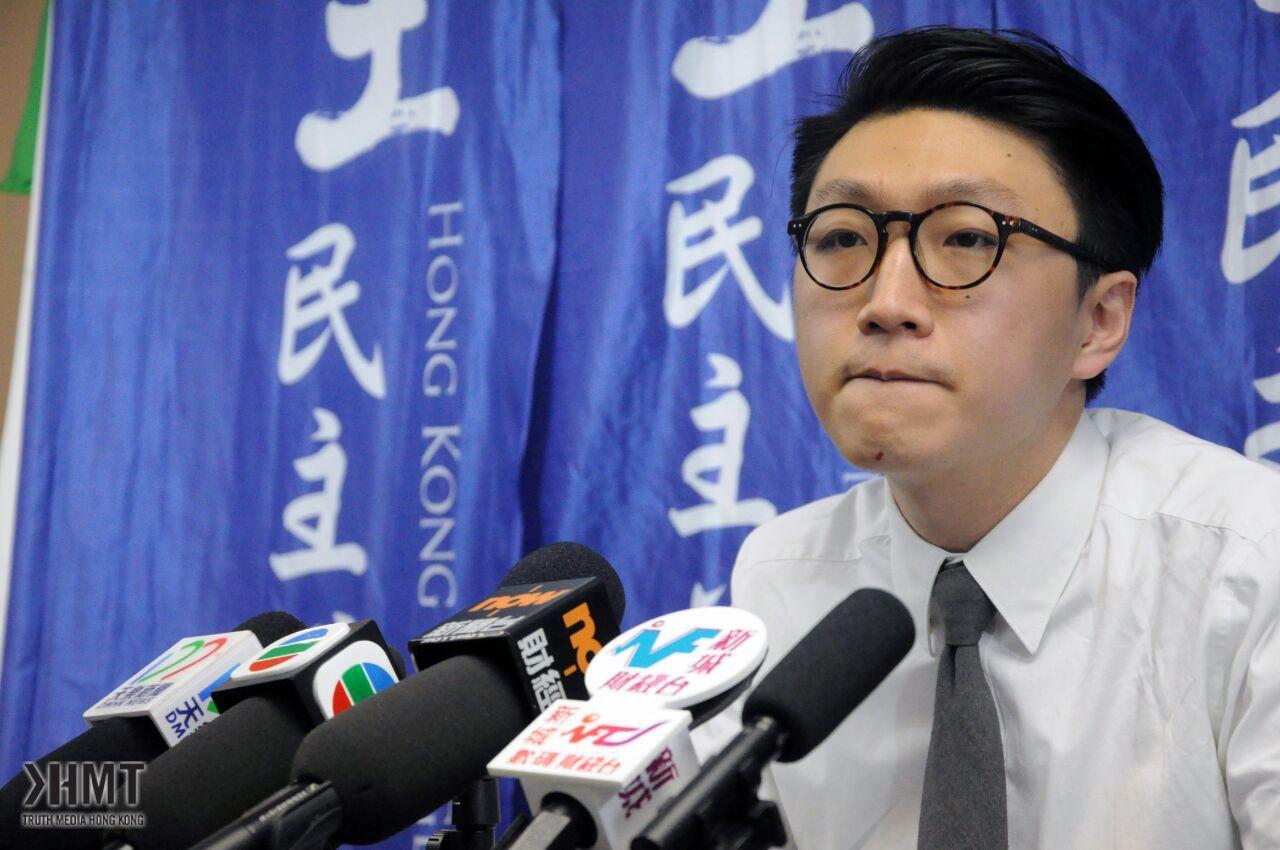 本民前派人參新東補選 梁天琦盼宣揚本土理念 | TMHK - Truth Media (Hong Kong)
