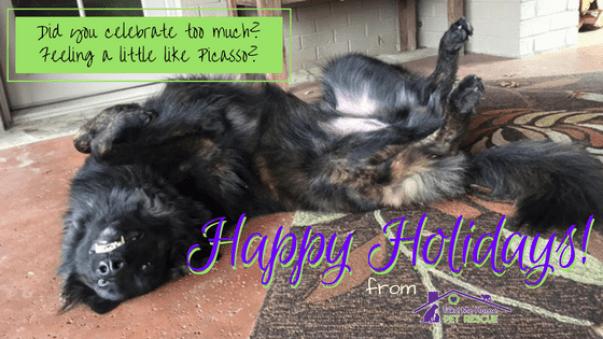 Happy Holidays blog