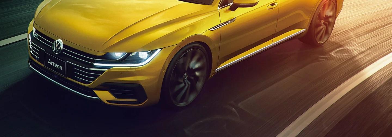 VW 新型車アルテオンってどんな車? 特徴や魅力を一挙紹介! いつもと違うフォルクスワーゲン!