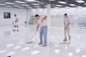 TMI Coating's Solution For Slippery Floors