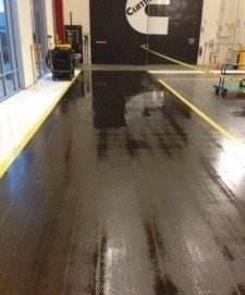 Epoxy Sealer/Dustproofer Floor Coating by TMI