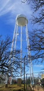 TMI Water Tower Crew Impresses Facility Director