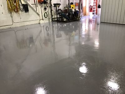 Proliant Floor Coating by TMI Coatings, Inc.