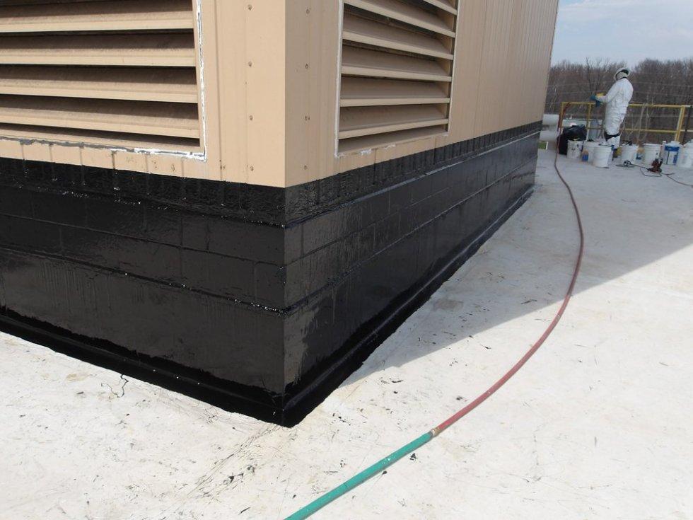 TMI Coatings Waterproofing Coating