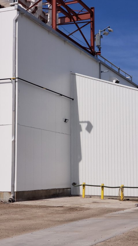TMI Coatings Metal Building Exterior Restoration Painting