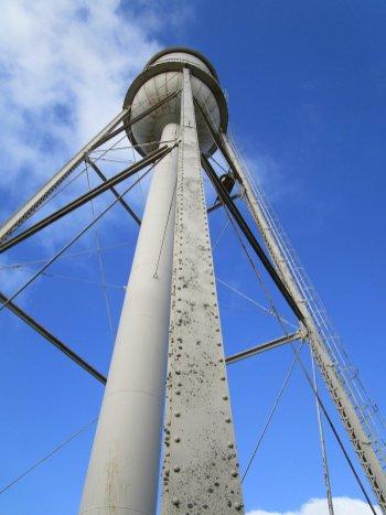 TMI Coatings Water Tower Restoration
