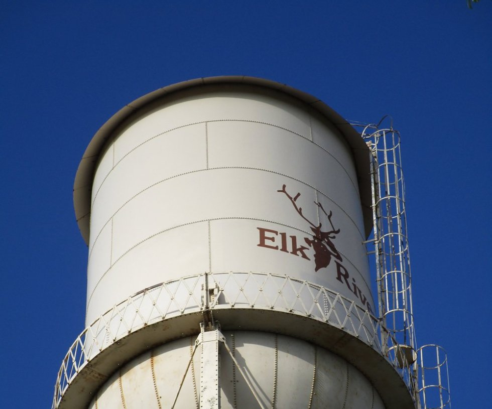 TMI Coatings Water Tower Restoration