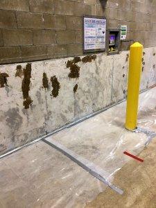 tmi coatings before interior installation