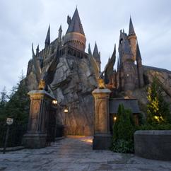 Universal WWHP Castle