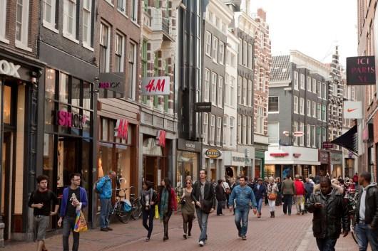 """Kalverstraat"" Amsterdam"