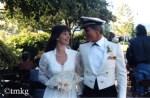 Mom mom and stepdad's wedding
