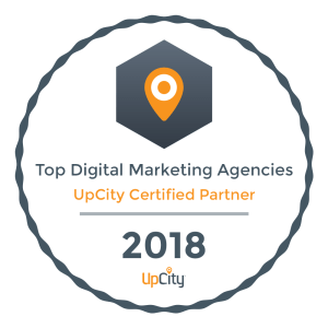 Top Advertising Agency Badge