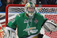 Leafs Sign QMJHL Playoff MVP Goalie Bibeau
