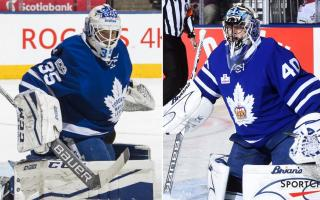 Maple Leafs Sign McElhinney and Sparks