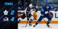 Game 49: Toronto Maple Leafs VS Colorado Avalanche