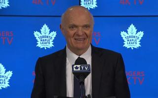 Lou Lamoriello Speaks with TSN1050