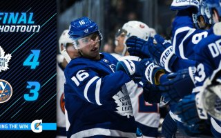 Game 63: Toronto Maple Leafs VS New York Islanders