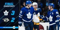 Game 56: Toronto Maple Leafs VS Nashville Predators