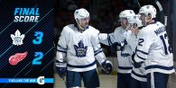 Game 61: Toronto Maple Leafs VS Detroit Red Wings