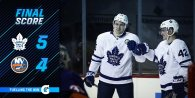 Game 78: Toronto Maple Leafs VS New York Islanders