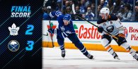 Game 76: Toronto Maple Leafs VS Buffalo Sabres