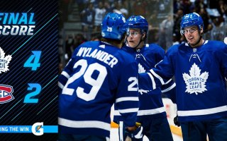 Game 82: Toronto Maple Leafs VS Montreal Canadiens