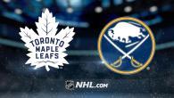 Pre-Season Game 3: Buffalo Sabres @ Toronto Maple Leafs (Preview)