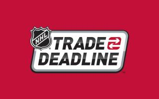 [LIVE TRACKER] NHL Trade Deadline News & Rumours