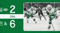 Game 72: Toronto St Pats VS Ottawa Senators (L 6-2)