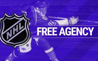NHL Free Agent Tracker – LIVE