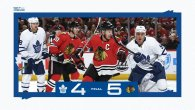 Game 19: Toronto Maple Leafs @ Chicago Black Hawks (L 5-4)