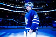Game 37: Detroit Red Wings @ Toronto Maple Leafs (W 4-1)