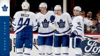 Game 39: Toronto Maple Leafs @ New Jersey Devils (W 5-4)