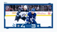 Game 45: Winnipeg Jets @ Toronto Maple Leafs (SOL 4-3)