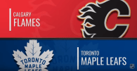Game 48: Calgary Flames @ Toronto Maple Leafs (SOL 2-1)